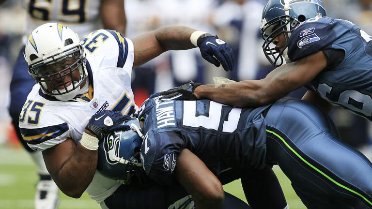 Seahawks 27, Chargers 20
