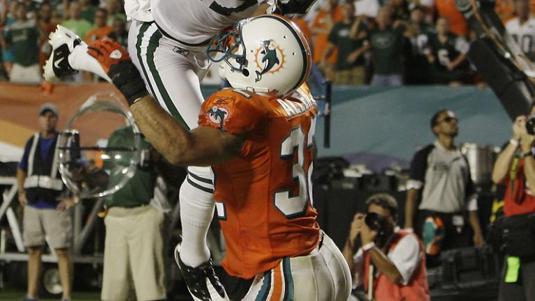 Jets 31, Dolphins 23