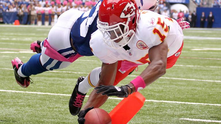Chiefs 28, Colts 24