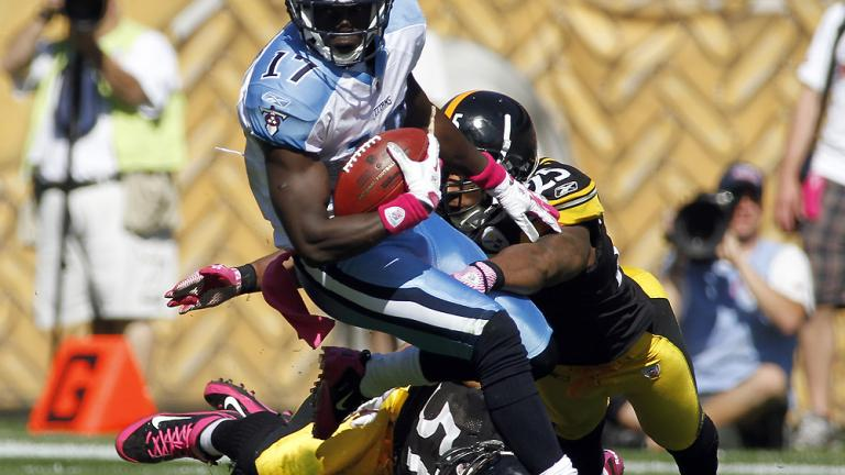 Steelers 38, Titans 17