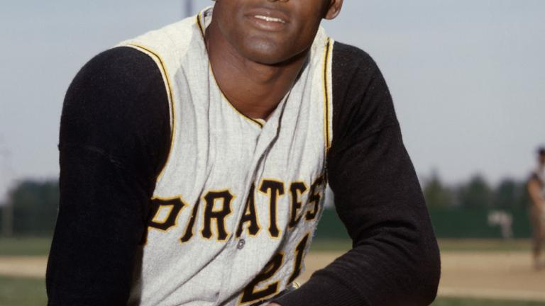 Outfield: Roberto Clemente, Puerto Rico