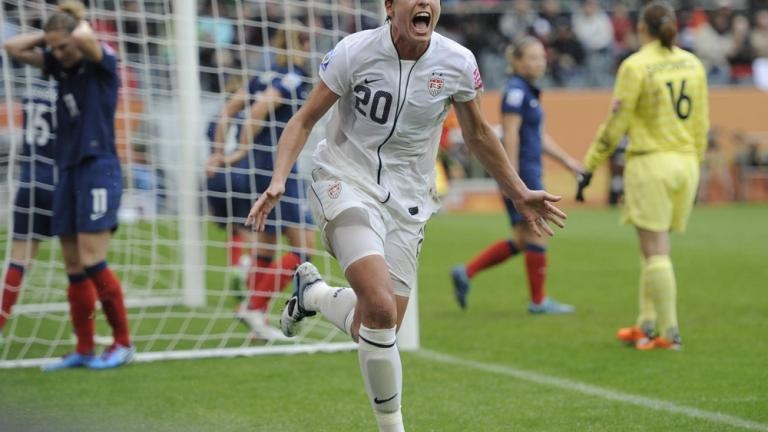 Semifinals: United States 3, France 1