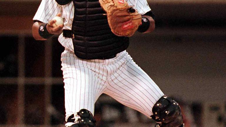 2000: Charles Johnson to the White Sox