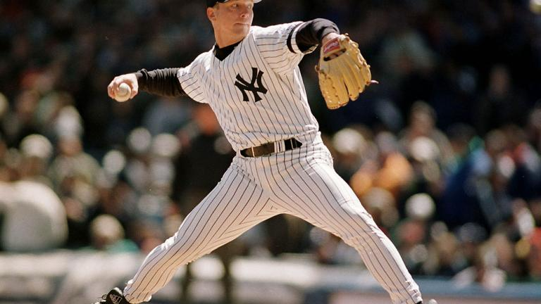 1995: David Cone to the Yankees
