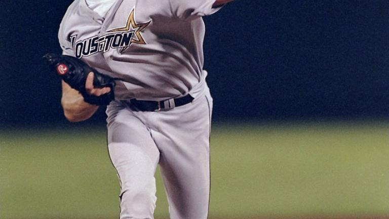 1998: Randy Johnson to the Astros
