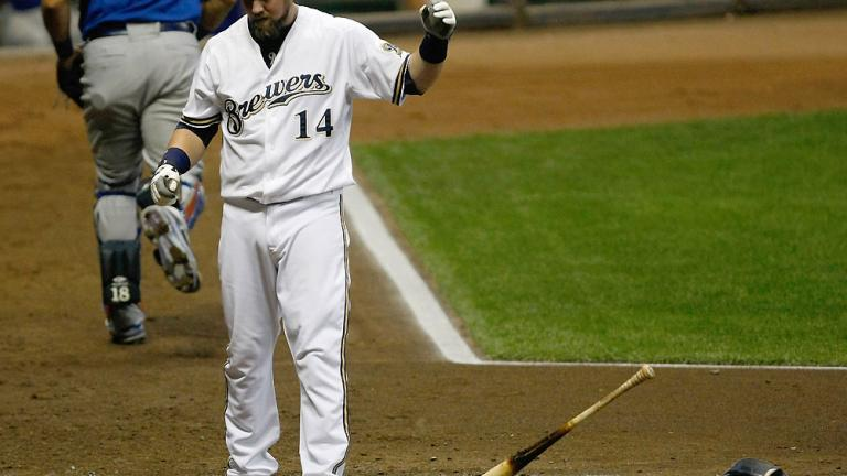 6. Casey McGehee, Brewers