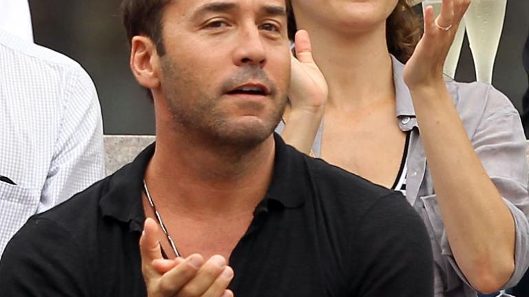 Jeremy Piven and Keri Russell