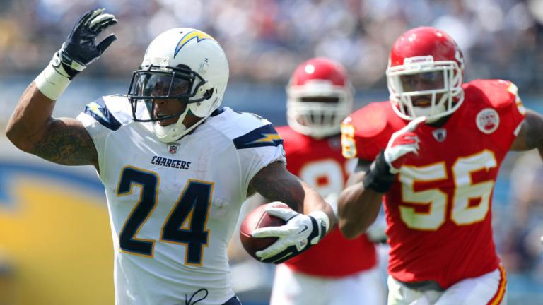Chargers 20, Chiefs 7