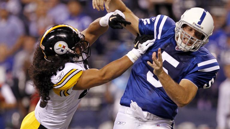 Steelers 23, Colts 20