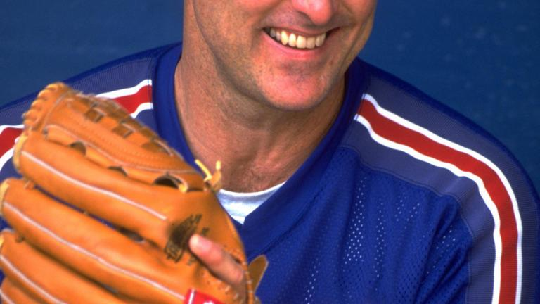 Career strikeouts: Nolan Ryan