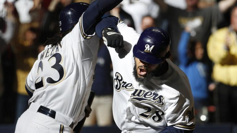 NLDS Game 1: Brewers 4, Diamondbacks 1