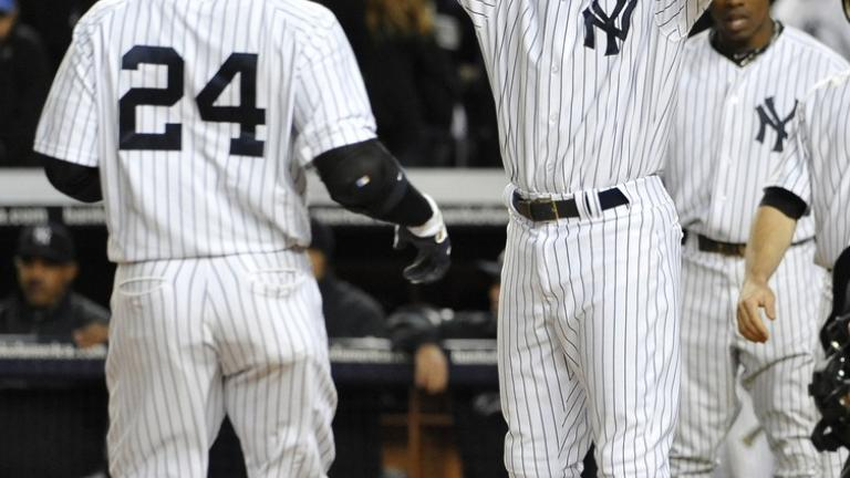 ALDS Game 1: Yankees 9, Tigers 3