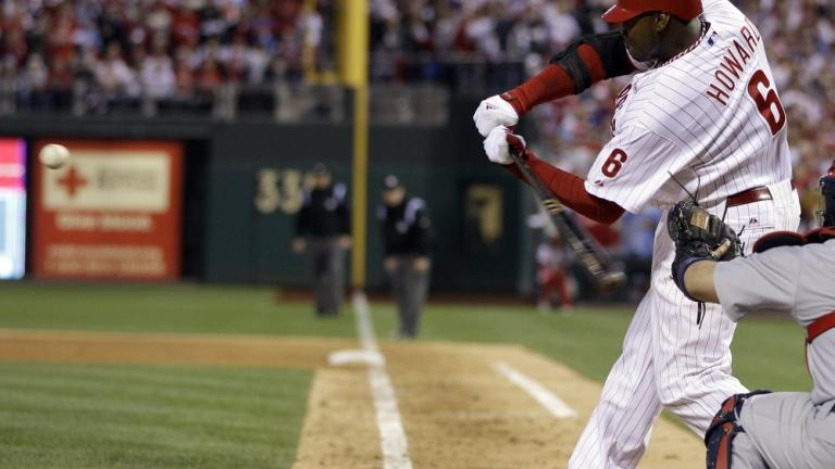 NLDS Game 1: Phillies 11, Cardinals 6