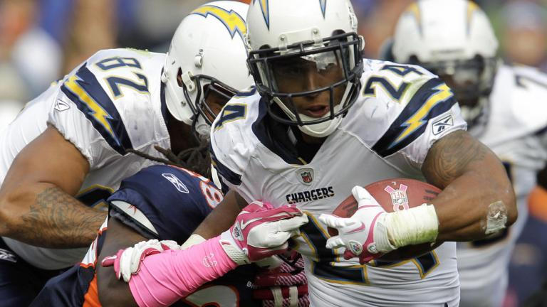 Chargers 29, Broncos 24
