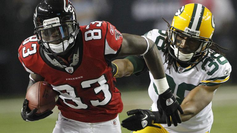 Packers 25, Falcons 14