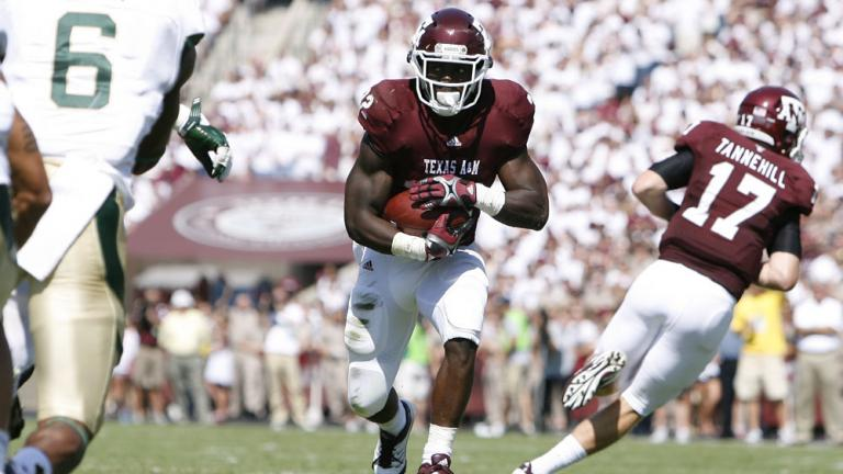 No. 21 Texas A&M 55, No. 20 Baylor 28