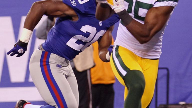 Packers 38, Giants 35