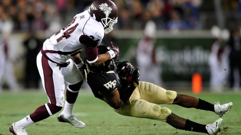 Music City: Mississippi State 23, Wake Forest 17