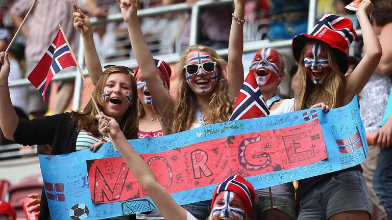 Norge Nation