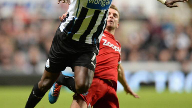 Newcastle United 2, West Brom 1