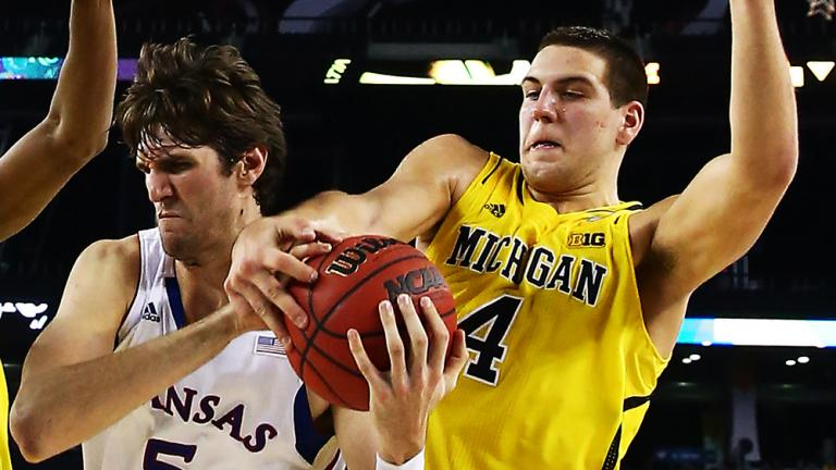 11. Mitch McGary, Michigan