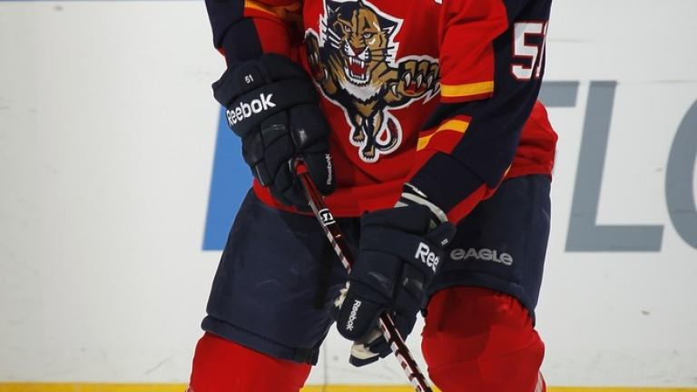 Brian Campbell<br>Florida Panthers