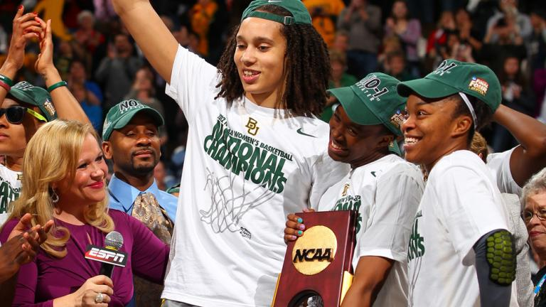 2012 Baylor women: Best record