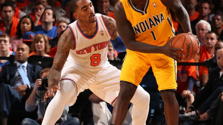 Game 1: Pacers 102, Knicks 95