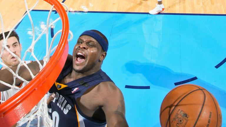 Game 1: Thunder 93, Grizzlies 91