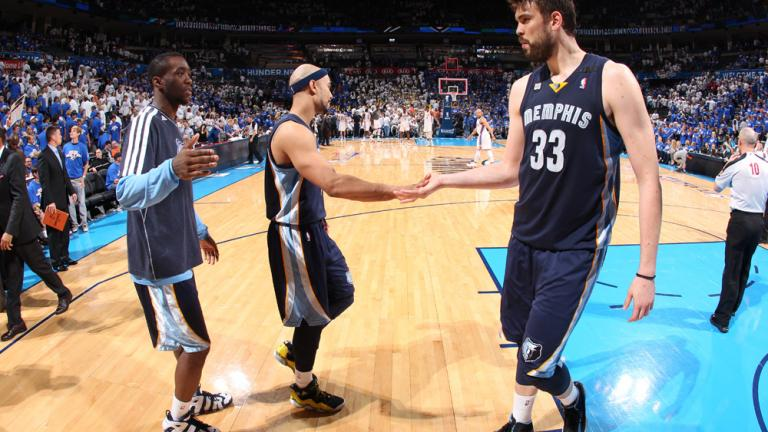 Game 2: Grizzlies 99, Thunder 93