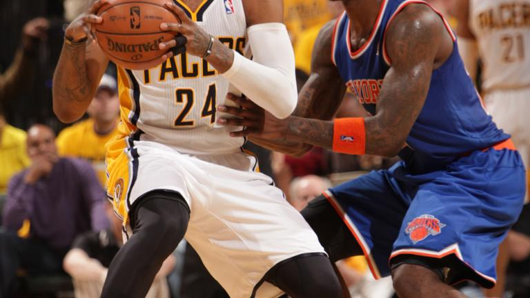 Game 3: Pacer 82, Knicks 71