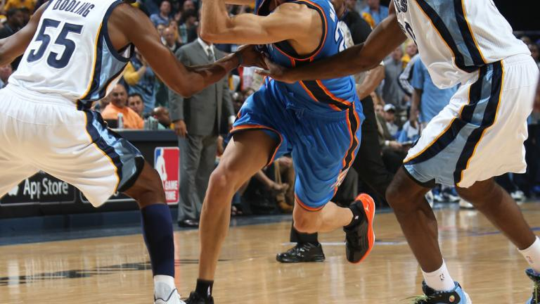 Game 3: Grizzlies 87, Thunder 81