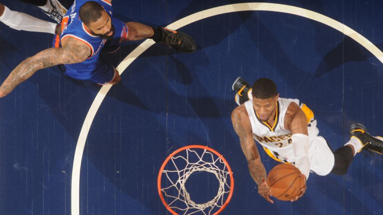 Game 4: Pacers 93, Knicks 82