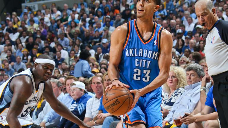 Game 4: Grizzlies 103, Thunder 97 (OT)