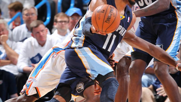 Game 5: Grizzlies 88, Thunder 84