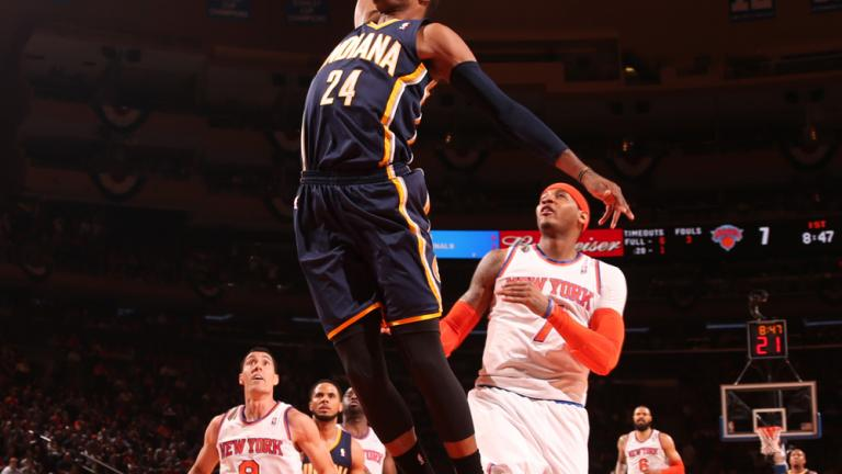 Game 5: Knicks 85, Pacers 75