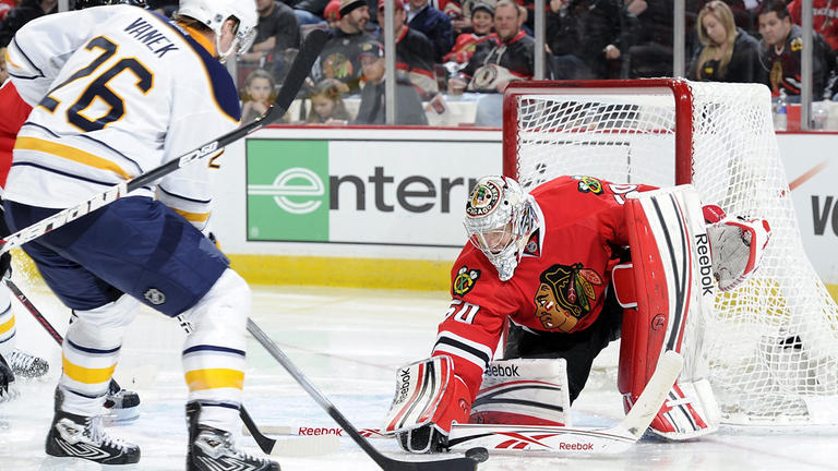 Chicago Blackhawks vs. Buffalo Sabres