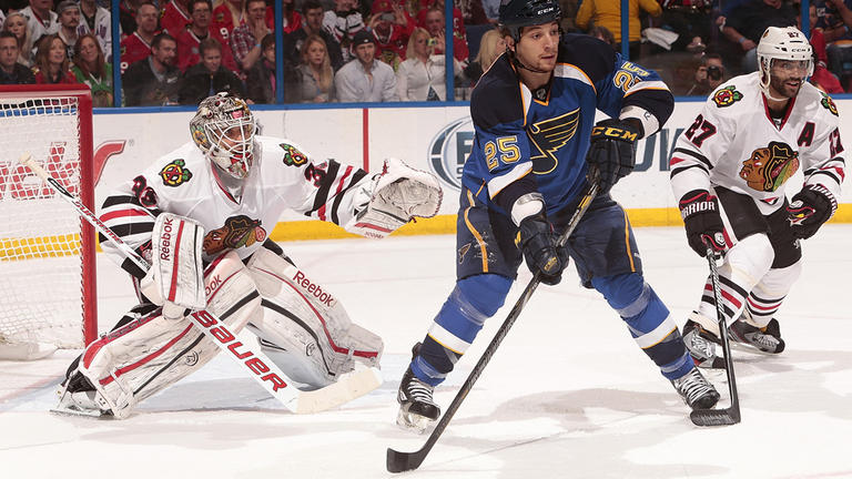 St. Louis Blues vs. Chicago Blackhawks