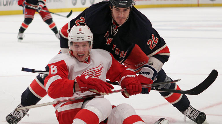 Detroit Red Wings vs. New York Rangers
