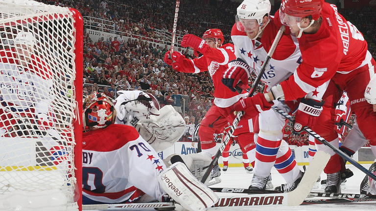 Detroit Red Wings vs. Washington Capitals