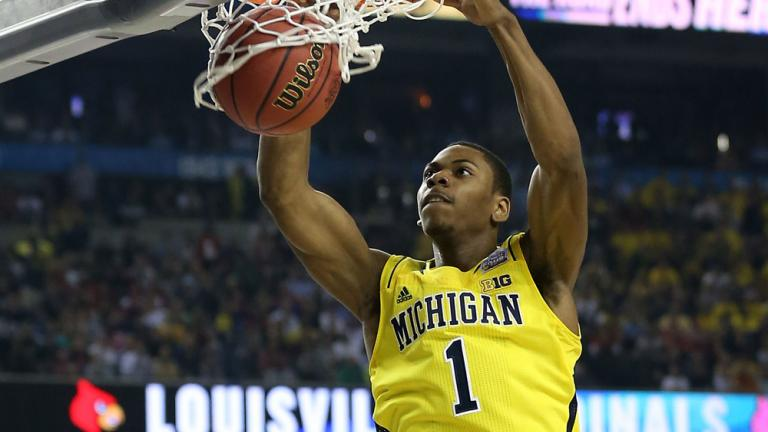 13. Glenn Robinson III, Michigan