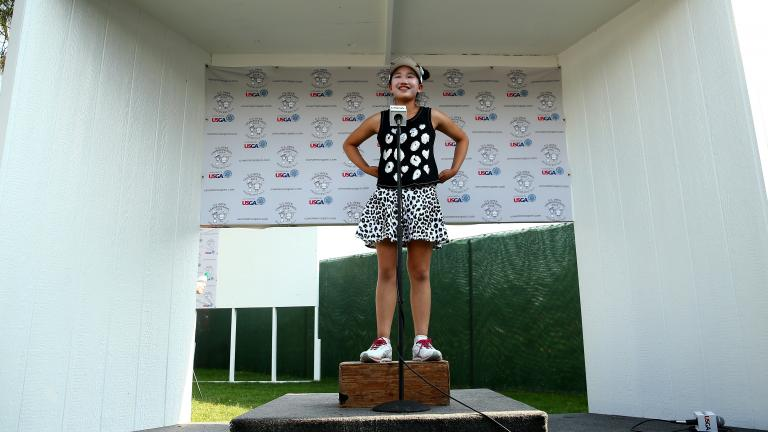 Youngest qualifier