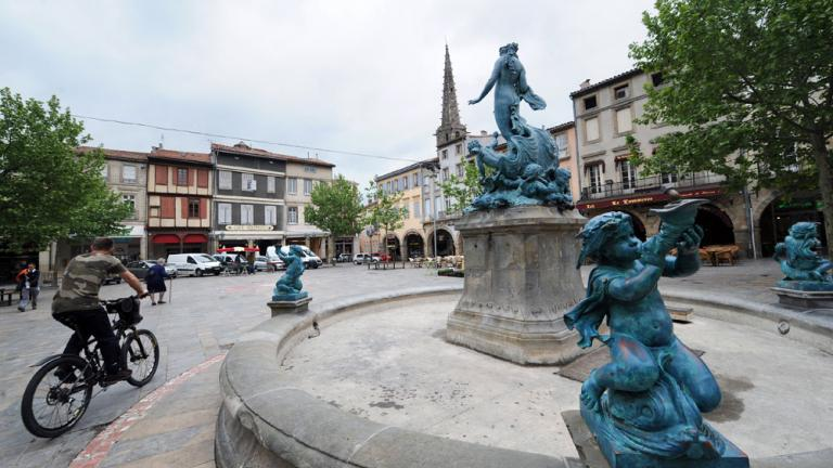 Stage 15: Limoux