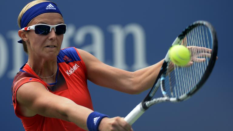 Round One - K.Flipkens (12) vs. V.Williams
