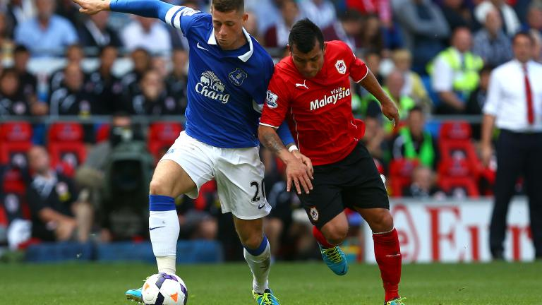 Cardiff City 0, Everton 0