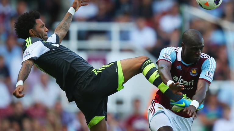 West Ham United 0, Stoke City 1