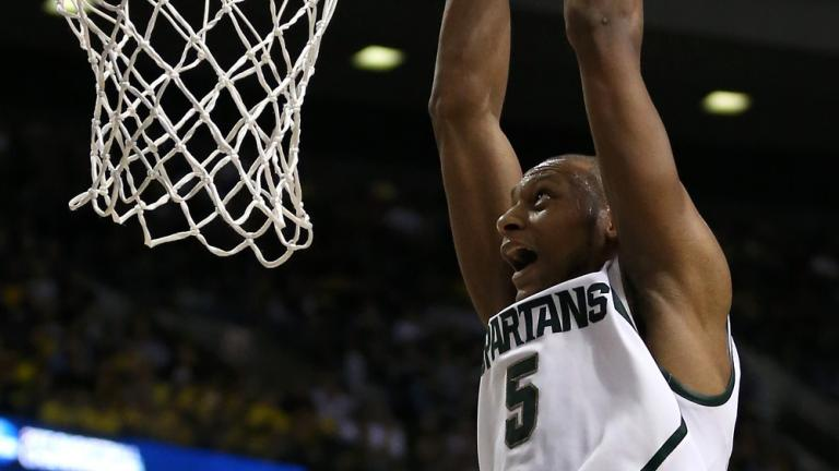 17. Adreian Payne, Michigan St.