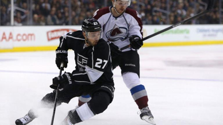 Avalanche 1, Kings 0