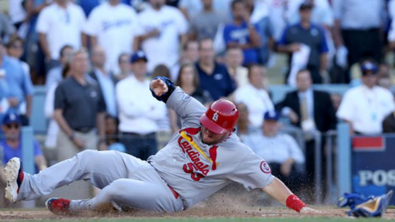 Game 5: Dodgers 6, Cardinals 4