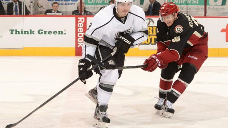 Kings 1, Coyotes 3